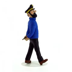 Collectible lead Figure Astérix: Fulliautomatix and the vase (Origine No.2 Pixi 2347)