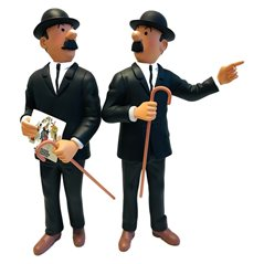 Collectible lead Figure Astérix: Pirate Captain Redbeard (Origine No.2 Pixi 2349)