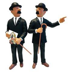 Collectible lead Figure Astérix: Pirate Captain Redbeard (Origine No.2 Pixi 2349)