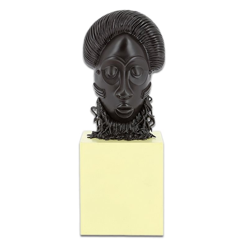 Metallfigur Astérix: Piraten Cäsar mit Pergament (Origine Nr.2 Pixi 2350)
