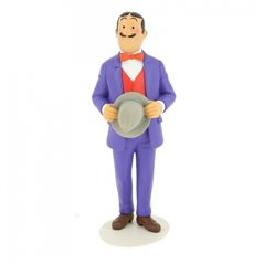10 Metallfiguren im Set Astérix Origine Nr.2 mit Display (Pixi)