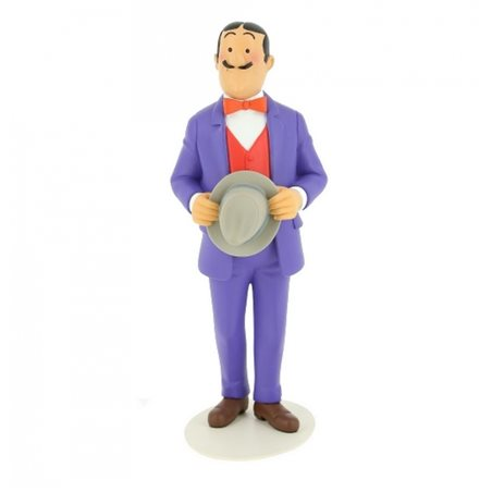 Collectible Set of 10 figurines Pixi Astérix and Obélix Origine No.2 + base