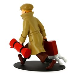 Porcelain mug Tintin Soviet Speed Car (Moulinsart 47974)