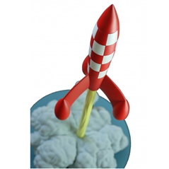 Storage- Box (folder) Chateau de Cheverny, A4 from The Adventures of Tintin -  (Moulinsart 54370)