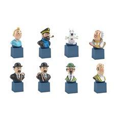 Tim und Struppi Modell-Straßenbahn Belgische Tram STIB T3000, 1/87 (Moulinsart 29666)
