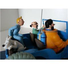Kustharzfigur Der kleine Prinz mit Stern, 27 cm (Plastoy 00113)