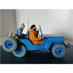 Figur Der kleine Prinz mit Schaf, 7 cm (Plastoy 61031)