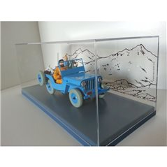 Keychain  The Little Prince with the fox, 7 cm (Plastoy 61027)