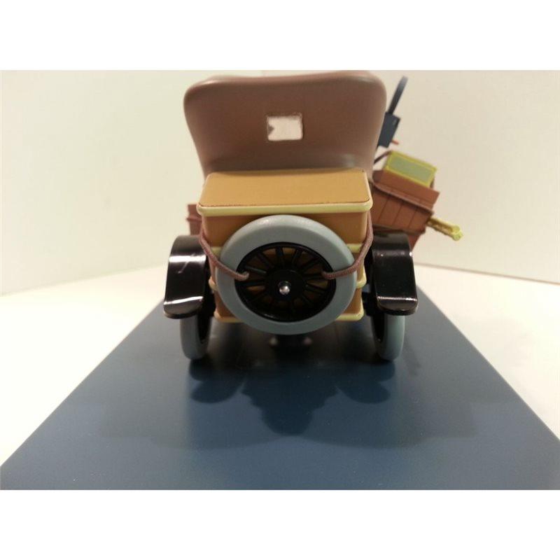 Spardose Figur Idefix in Hundehütte - Aus den Abenteuern von Asterix und Obelix (Plastoy 80070)