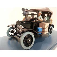 Asterix & Obelix Figur: Idefix sitzend, 4cm (Plastoy 60603)