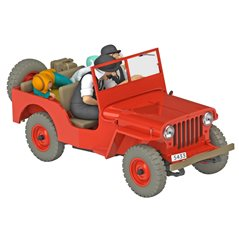 Collectible figure Donald Duck Road Rager, 10 cm (Enesco 6000975)