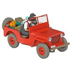 Sammler- Figur Donald Duck Road Rager, 10 cm (Enesco 6000975)