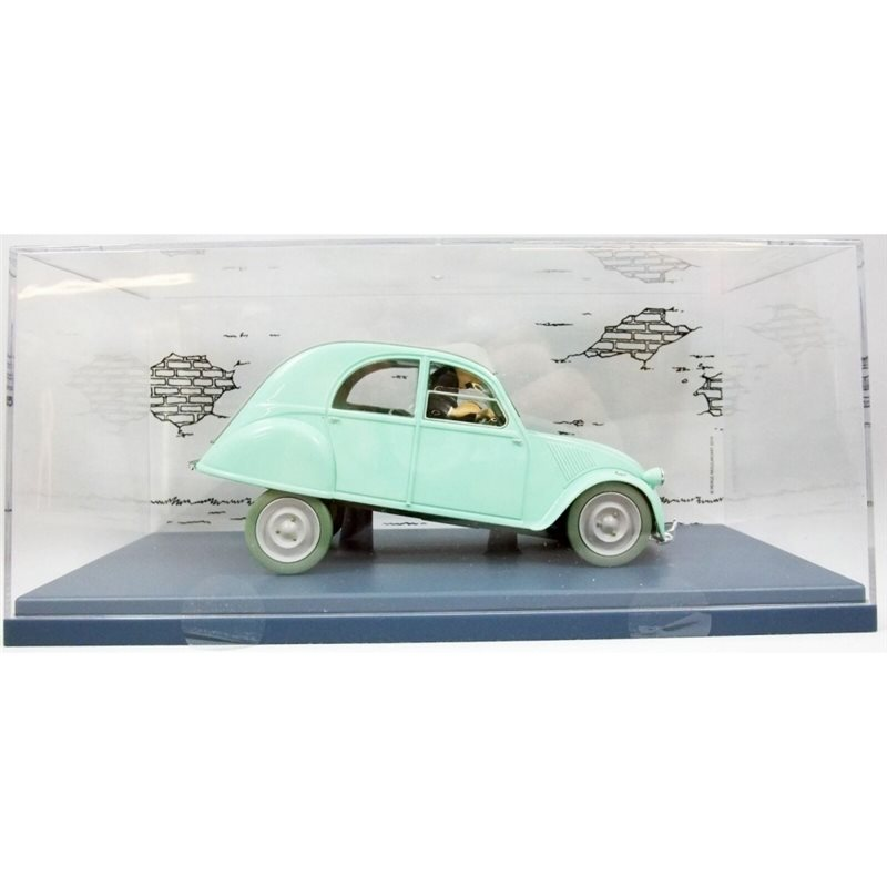 Collectible figure Darkwing Duck, 20 cm (Enesco 6001012)
