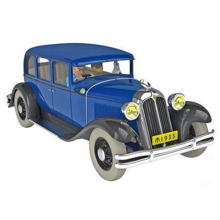 Kunstharzfigur Lucky Luke: Der Totengräber, 20 cm (Fariboles LCM)
