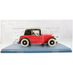 Collectible figure Fariboles Tintin in the Sirius Jolly Boat (Moulinsart 44022)