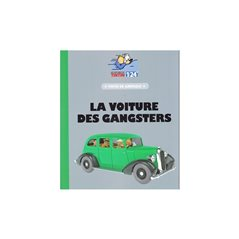 Jean Graton Cover Poster from The Journal of Tintin 11954 Nº40 (Moulinsart 27163)