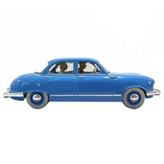 Jean Graton Cover Poster aus dem Magazin The Journal of Tintin 1957 Nº44 (Moulinsart 27166)
