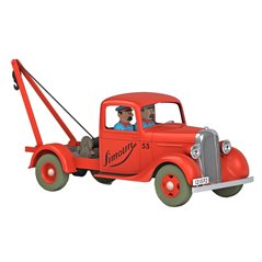 Jean Graton Cover Poster aus dem Magazin The Journal of Tintin 1957 Nº47 (Moulinsart 27167)