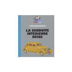 Jean Graton Cover Poster aus dem Magazin The Journal of Tintin 1958 Nº06 (Moulinsart 27169)