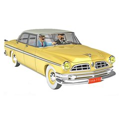 Jean Graton Cover Poster from The Journal of Tintin 1958 Nº47 (Moulinsart 27171)