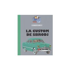 Jean Graton Cover Poster from The Journal of Tintin 1959 Nº01 (Moulinsart 27172)