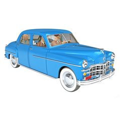 Jean Graton Cover Poster from The Journal of Tintin 1960 Nº13 (Moulinsart 27175)
