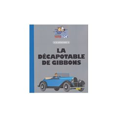 Jean Graton Cover Poster from The Journal of Tintin 1961 Nº20 (Moulinsart 27176)