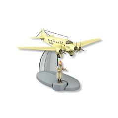 Leder Armbanduhr Tim und Struppi, Classic Größe M (Moulinsart 82438)