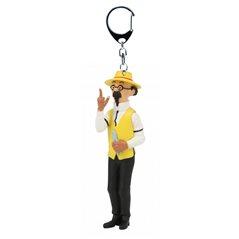 Leder Armbanduhr Tim und Struppi, Classic Größe S (Moulinsart 82440)