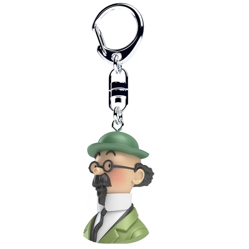 Leder Armbanduhr Tim und Struppi, Classic Größe M (Moulinsart 82441)