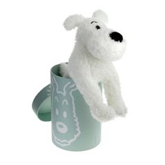 Sweatshirt The Adventures of Tintin: The lunar rocket - Light Grey , Size S-XL (Moulinsart)