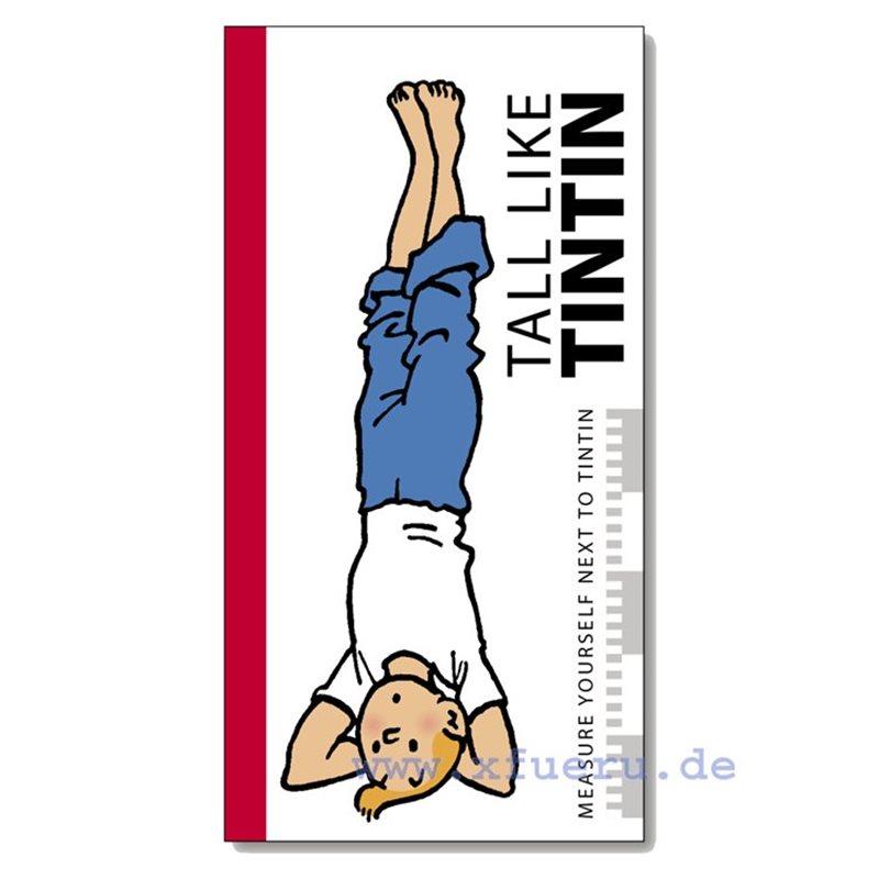 Tim und Struppi Klarsichthülle A4 - Tim als Astronaut (Moulinsart 20399)