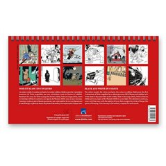 Figure Marsupilami with muscles