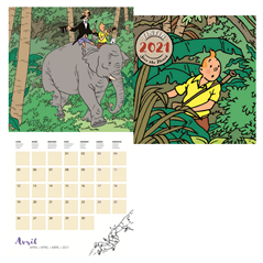Keychain Marsupilami with heart