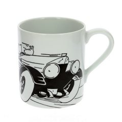 Model car Tintin: LA Ford T (Moulinsart 29502)