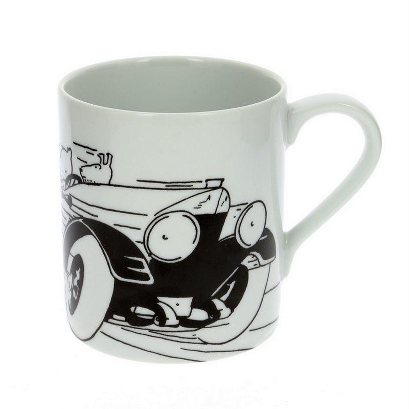 Automodell LA Ford T aus Tim und Struppi (Moulinsart 29502)