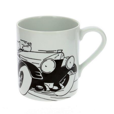 Model car Tintin: LA Ford T (Moulinsart 29502)