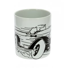 Collectible Model Thomson and Thompson, 25cm: Le Musée Imaginaire de Tintin (Moulinsart 46011)