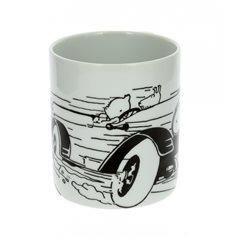 Kunstharz Figur Schulze und Schultze 25cm: Le Musée Imaginaire de Tintin (Moulinsart 46011)