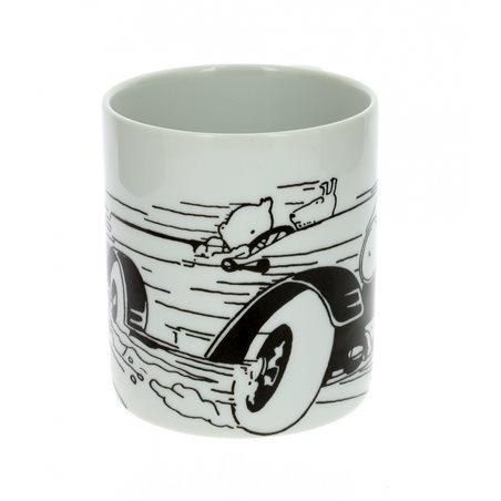 Collectible Model Thomson and Thompson, 25cm: Le Musée Imaginaire de Tintin (Moulinsart 46011)