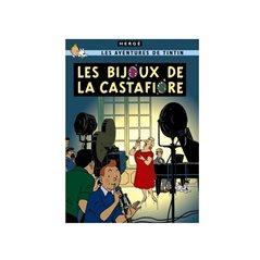 Tim und Struppi T-Shirt Kongo mit Löwe, Größe S bis XL (Moulinsart 887)