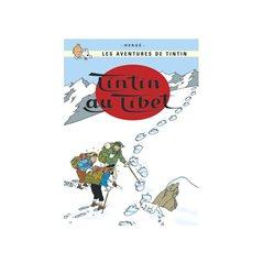 Porzellan Espresso Set mit zwei Tassen und Untersetzer Carte de Voeux 1972 (Moulinsart 47982)