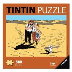 Schlüsselanhänger Haddock als Astronaut, 8cm - Tim und Struppi (Moulinsart)