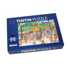 Figurine Captain Haddock, 6cm - Tintin collectible figurine (Moulinsart 42440)