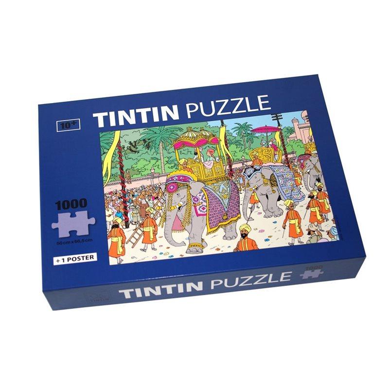 Figur Kapitän Haddock, 6cm - Tim und Struppi (Moulinsart 42440)