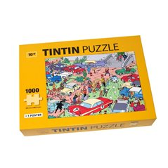 Figure Huey, Dewey and Louie with Globe (Enesco 6001286)