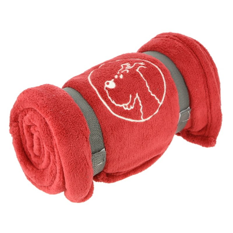 Bag-Set Tintin and Snowy, 4x in 4 colors (Moulinsart 04232)