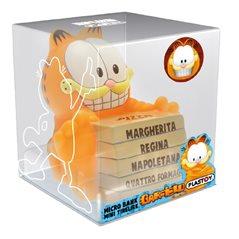 Spardose Garfield mit Büchern, 19 cm (Plastoy 80050)
