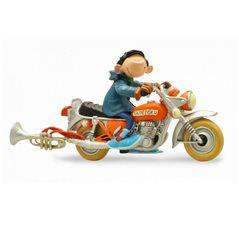 "Asterix Resin Statue: Asterix ""CA M'ENERVE !"" Adventure of Astérix (Plastoy 00125)"