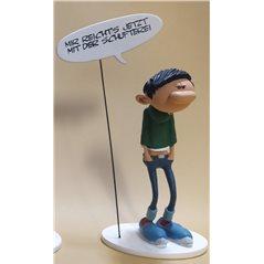 """Sammler- Figur Majestix """"LE CHEF ICI, C'EST MOI !"""" Aus den Abenteuern von Asterix und Obelix (Plastoy 00127)"""